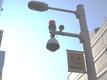 中心街の様子:安全安心な まちづくり [まちづくり、スーパー防犯灯訓練、モリタ、三日町、安全安心]