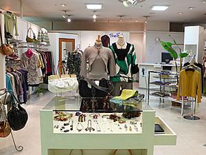 八戸市:衣類・アパレル/シェルフィッシュ[婦人服]